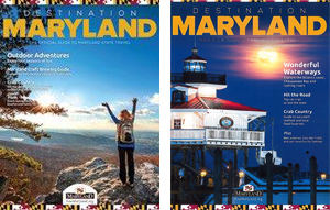 Destination Maryland 2018 is here, The Official Travel guide of Maryland