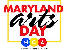 Maryland State Arts Day Logo