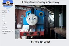 Maryland Mondays Giveaway
