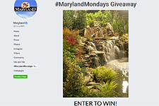Maryland Mondays Giveaway image.