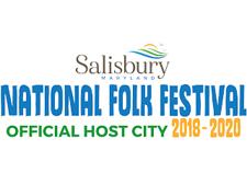 Salisbury Maryland, Official National Folk Festival Official Host City 2018-2020