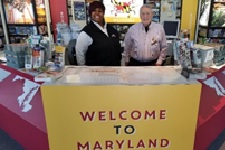 Welcome Center Staff