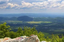 Picture of the Maryland Appalachian Mountains