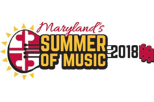 Maryland's Summer of Music 2018 Logo