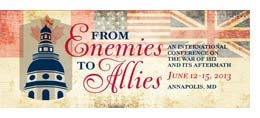 From Enemies to Allies conference logo