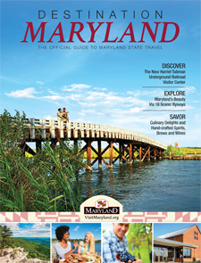 Destination Maryland Guide. Maryland's official tour guide.