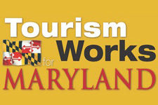 Tourism Works for Maryland Logo