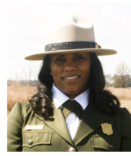 Cherie Butler, superintendent, Harriet Tubman Underground Railroad National Monument