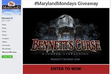 Maryland Mondays Giveaway image