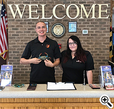 Maryland Welcome Center Staff