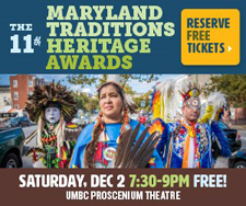Maryland Traditions Heritage Awards