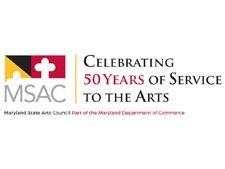 MSAC 50th Anniversary Logo