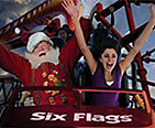 """Six Flags America """"Holliday in the Park"""""""