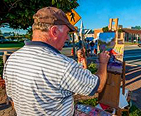 Plein Air Painter painting