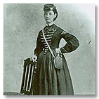 Women Soldier in the Civil War