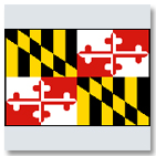 Maryland State Flag Image