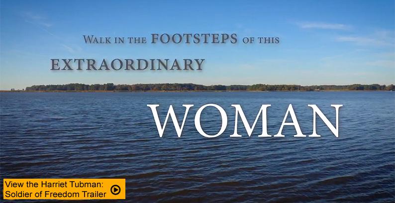 View the Harriet Tubman Underground Railroad Byway video