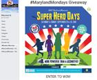 Enter to win Maryland Mondays