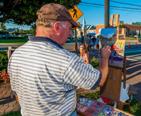 Plein Air Artist Painting