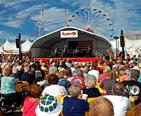 Sunfest concert in Ocean City